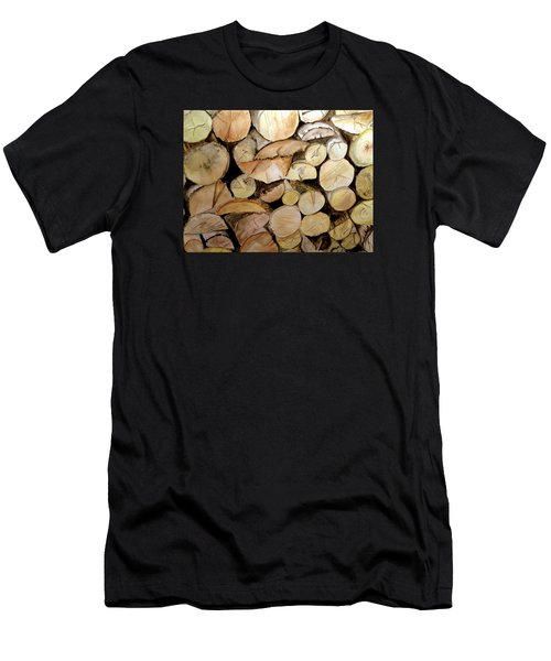 The Woodpile Men's T-Shirt (Athletic Fit)