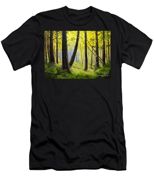 The Woods Men's T-Shirt (Athletic Fit)