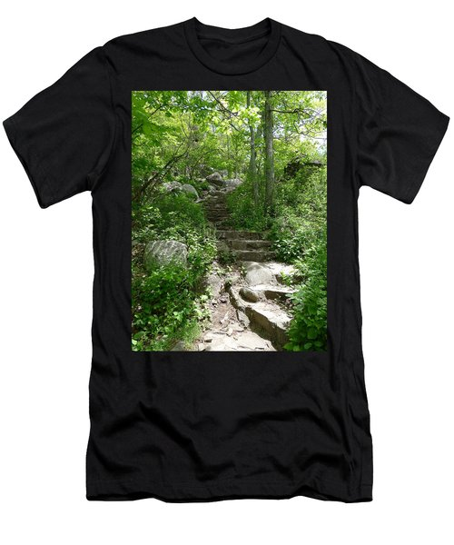 The Work Of Unknown Hands Men's T-Shirt (Athletic Fit)