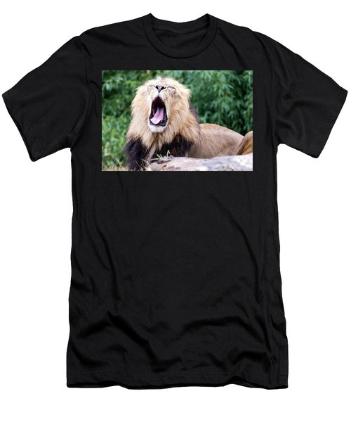 The Yawn Men's T-Shirt (Athletic Fit)