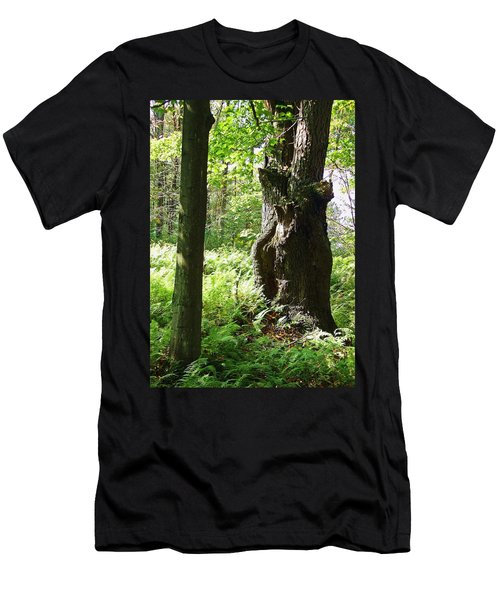 The Youth And The Elder Men's T-Shirt (Athletic Fit)