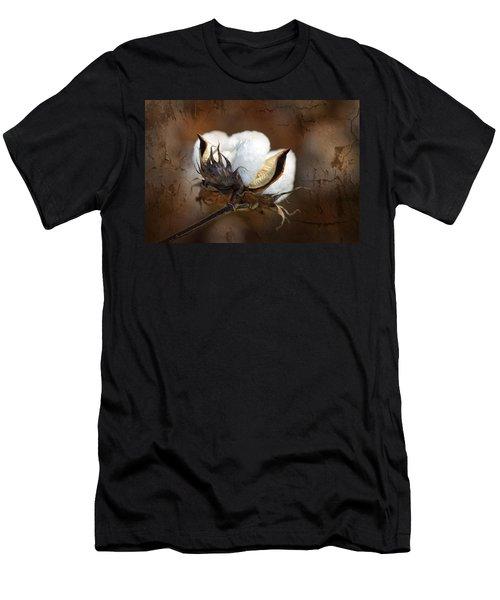 Them Cotton Bolls Men's T-Shirt (Athletic Fit)