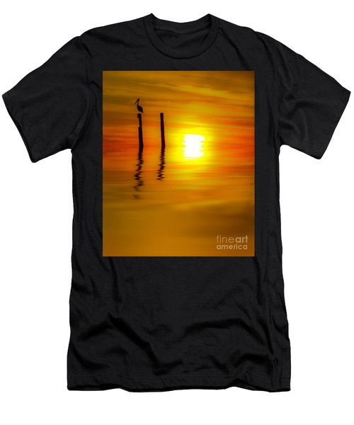 There Are Moments Men's T-Shirt (Athletic Fit)