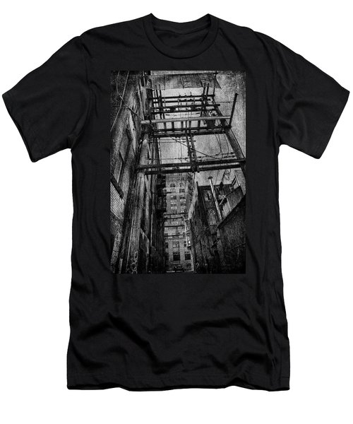 There Once Was A City Men's T-Shirt (Athletic Fit)
