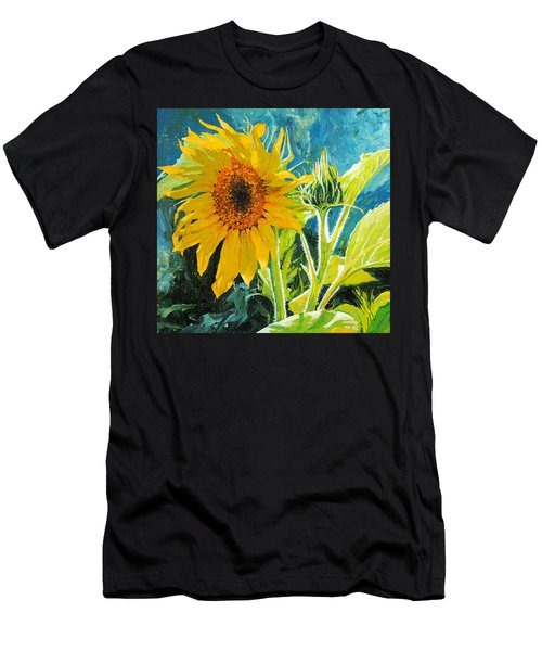 There's A New Bud In Town Men's T-Shirt (Athletic Fit)