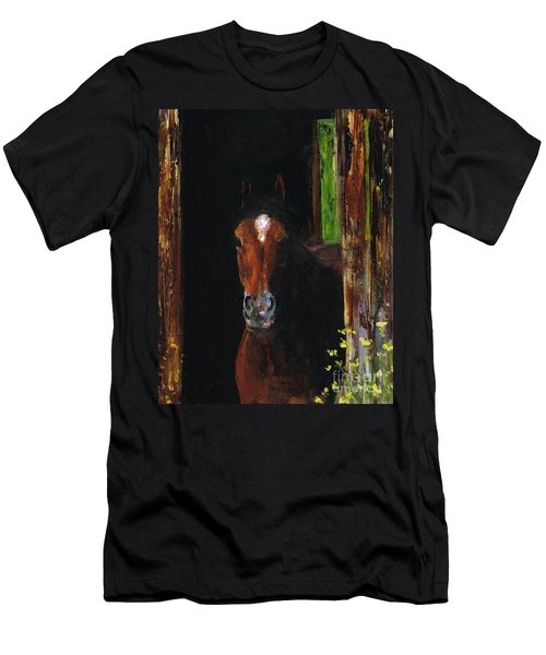 Theres Bugs Out There Men's T-Shirt (Athletic Fit)