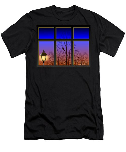 The Window II Men's T-Shirt (Athletic Fit)
