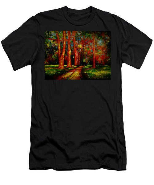 Think About This Men's T-Shirt (Athletic Fit)