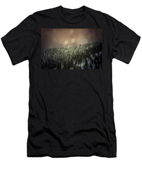 Third Breath  Men's T-Shirt (Athletic Fit)