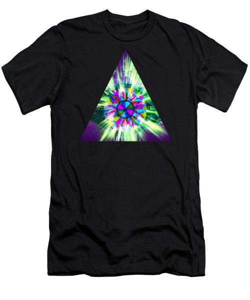 Third Eye Opening Men's T-Shirt (Athletic Fit)