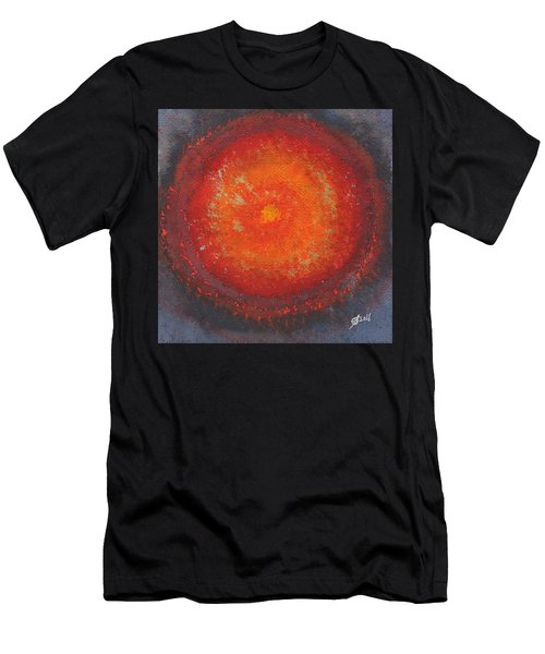 Third Eye Original Painting Men's T-Shirt (Athletic Fit)