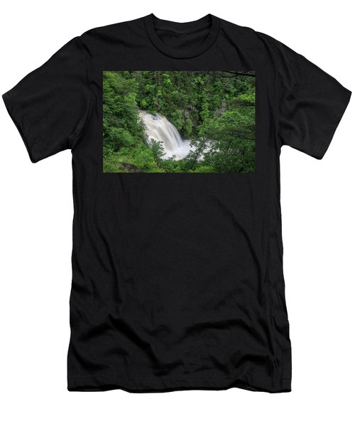 Third Falls Men's T-Shirt (Athletic Fit)