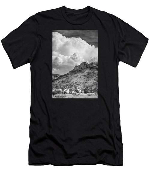 Thirsty Earth Men's T-Shirt (Athletic Fit)
