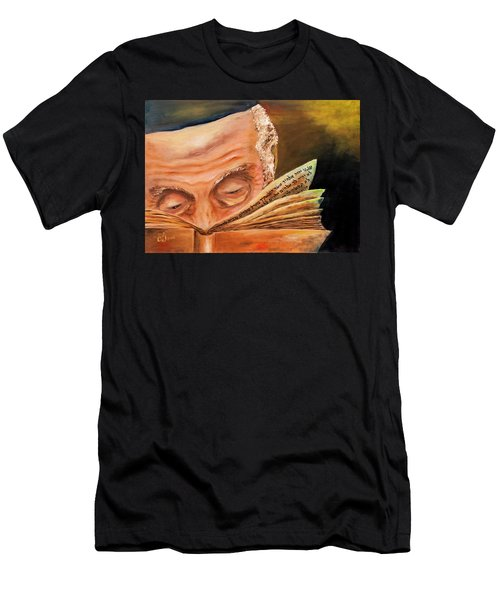 This Book Of The Law Shall Not Depart Out Of Thy Mouth Men's T-Shirt (Athletic Fit)