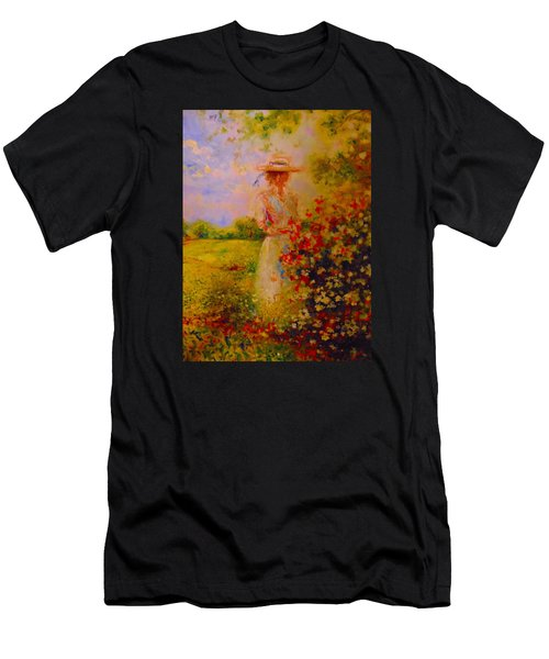 This Is A Good View Men's T-Shirt (Athletic Fit)
