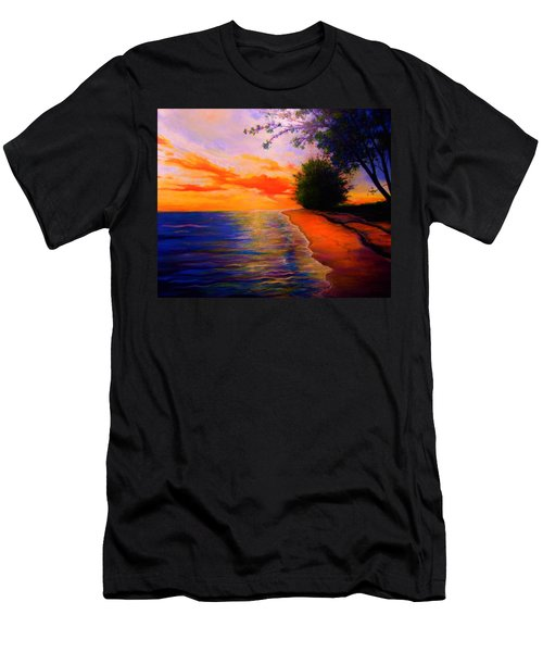This Is Living Men's T-Shirt (Athletic Fit)