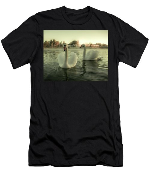 This Is Purity And Innocence Men's T-Shirt (Athletic Fit)