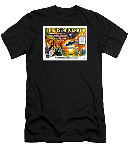 This Island Earth Science Fiction Classic Movie Men's T-Shirt (Athletic Fit)