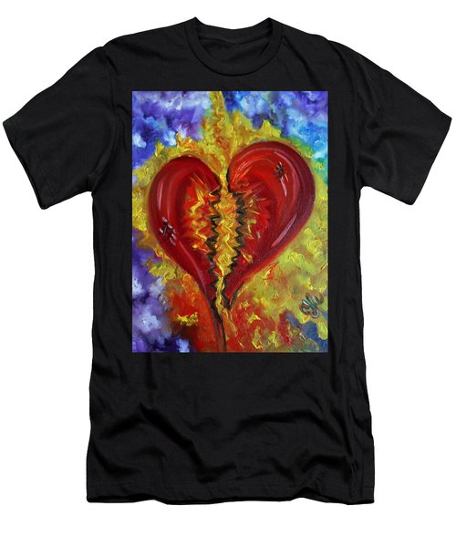 This Old Heart Of Mine Men's T-Shirt (Athletic Fit)