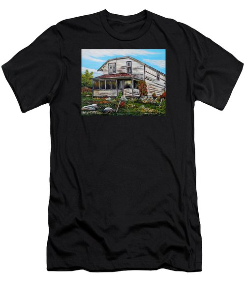 This Old House 2 Men's T-Shirt (Athletic Fit)