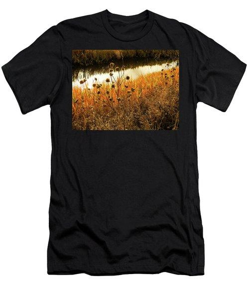 Thistle Down Men's T-Shirt (Athletic Fit)