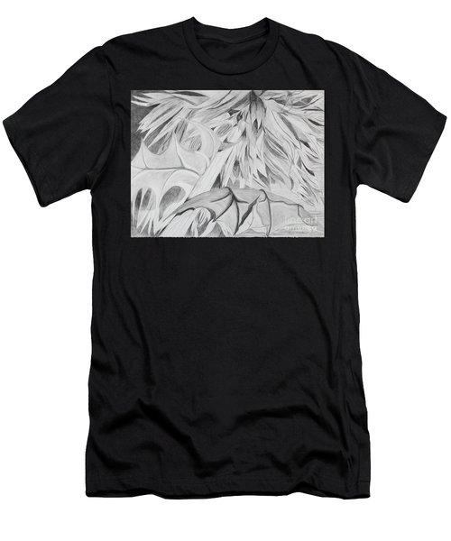 Thistle Men's T-Shirt (Athletic Fit)