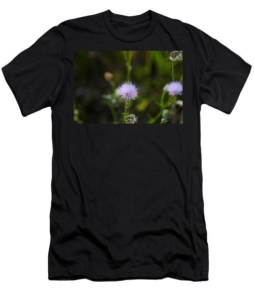 Thistles Morning Dew Men's T-Shirt (Athletic Fit)
