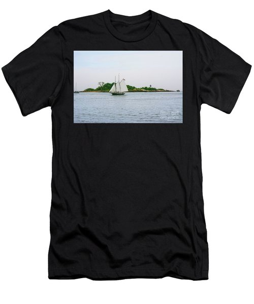 Thomas E. Lannon Cruising Men's T-Shirt (Athletic Fit)