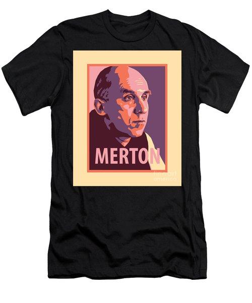 Thomas Merton - Jltme Men's T-Shirt (Athletic Fit)