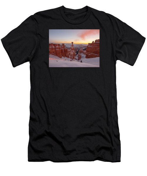 Thor's Glow Men's T-Shirt (Athletic Fit)