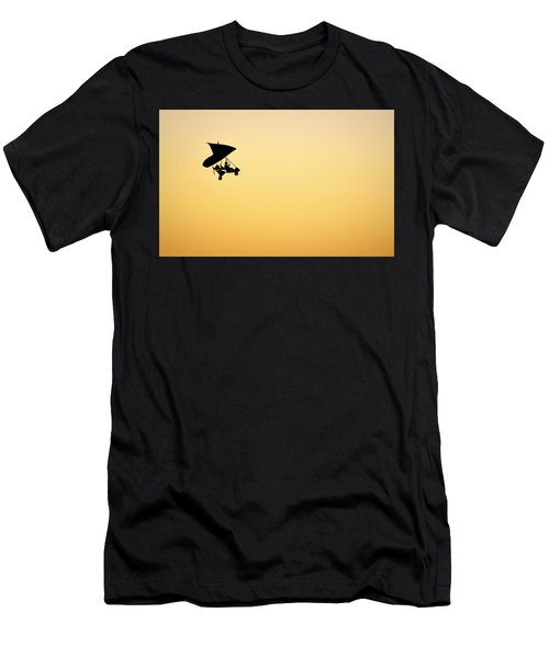 Those Magnificent Men In Their Flying Machines Men's T-Shirt (Athletic Fit)