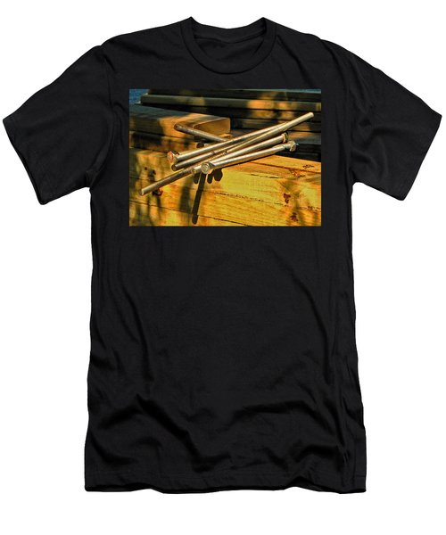 Threads And Grains Men's T-Shirt (Athletic Fit)