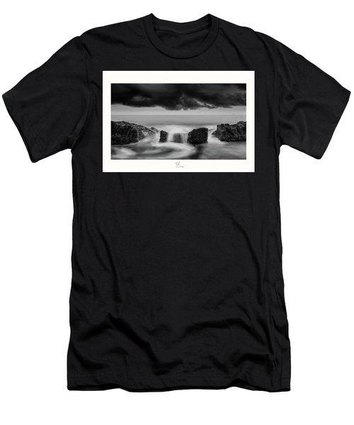 Three-body Problem Men's T-Shirt (Athletic Fit)