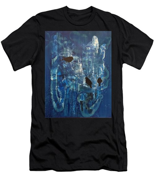 Three Of Us Men's T-Shirt (Athletic Fit)