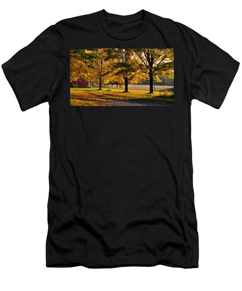 Three Sisters Men's T-Shirt (Athletic Fit)