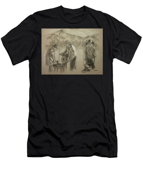 Three Smiths Men's T-Shirt (Athletic Fit)