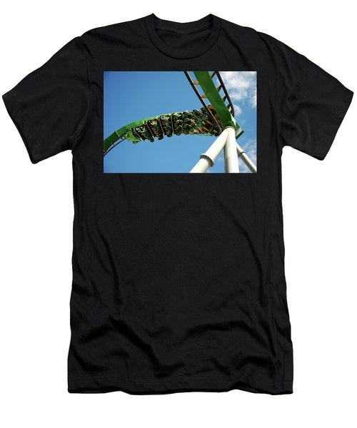 Thrill Ride Men's T-Shirt (Athletic Fit)