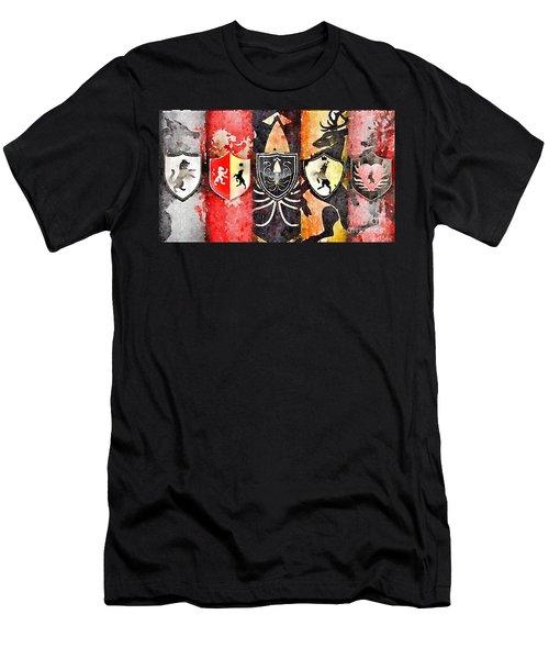 Thrones Men's T-Shirt (Athletic Fit)