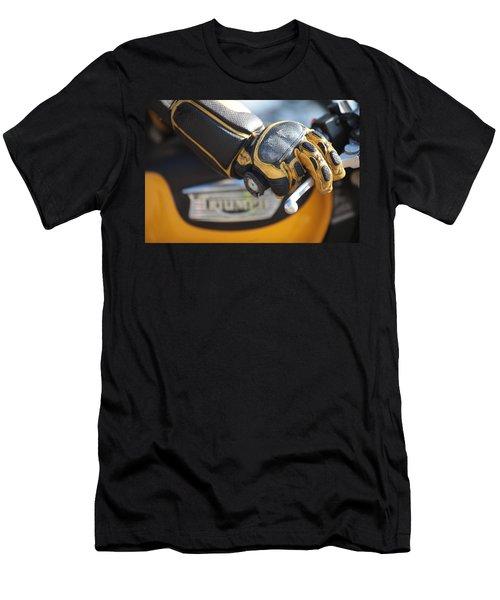 Throttle Hand Men's T-Shirt (Athletic Fit)