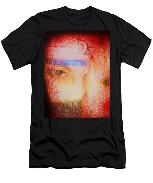 Through A Glass Darkly Men's T-Shirt (Athletic Fit)