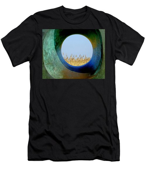 Through And Beyond Men's T-Shirt (Athletic Fit)