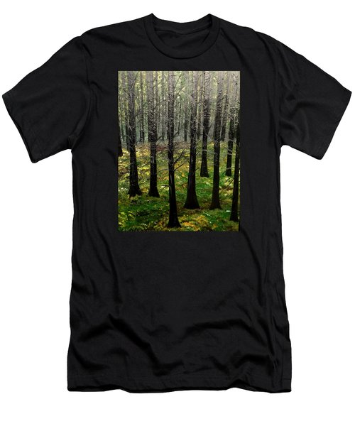 Through It All Men's T-Shirt (Slim Fit) by Lisa Aerts