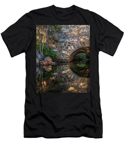 Through The Archway - 2 Men's T-Shirt (Athletic Fit)