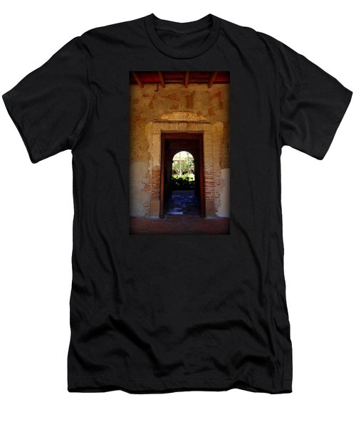 Through The Doorway Men's T-Shirt (Athletic Fit)