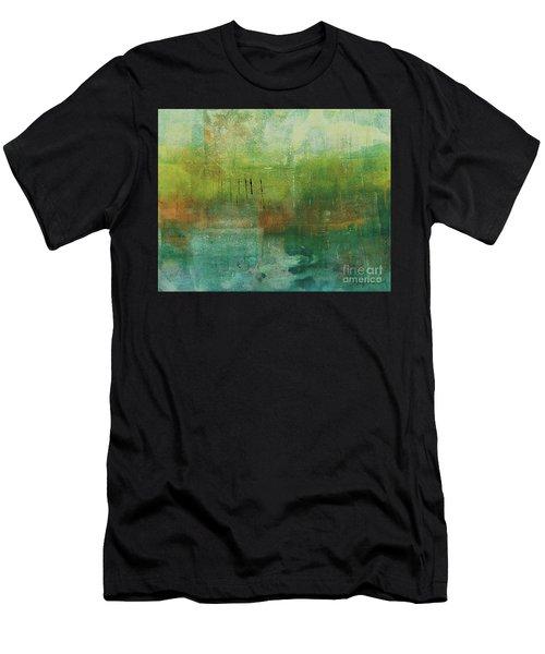 Through The Mist Men's T-Shirt (Athletic Fit)