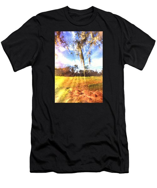 Through The Moss Men's T-Shirt (Athletic Fit)