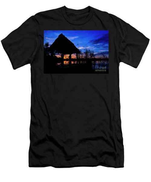 Through The Tiki Men's T-Shirt (Athletic Fit)
