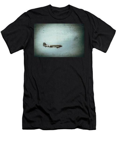 Through The Windows Men's T-Shirt (Athletic Fit)