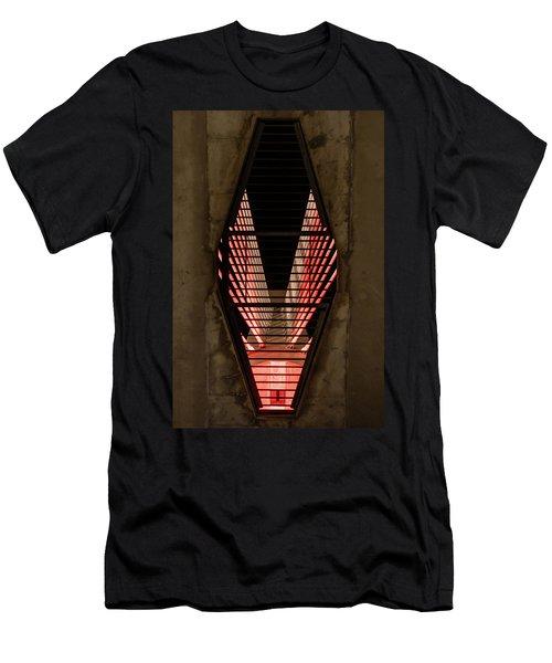 Through The Zakim Men's T-Shirt (Athletic Fit)