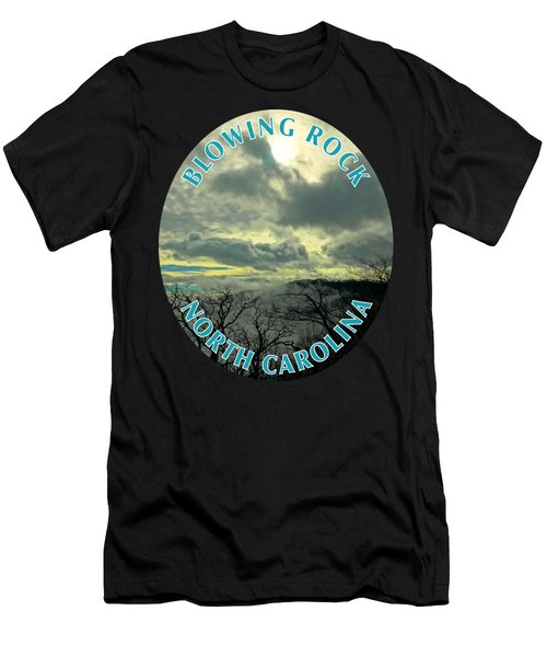 Thunder Mountain Overlook T-shirt Men's T-Shirt (Athletic Fit)